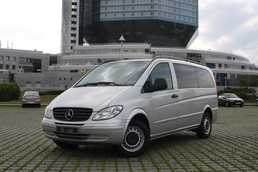 Аренда Mercedes Vito Long 2010