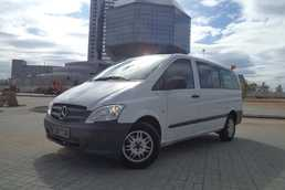 Аренда Mercedes Vito Long 13
