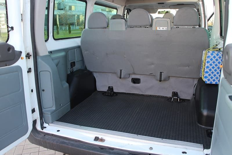 Аренда Ford Transit Middle 2013